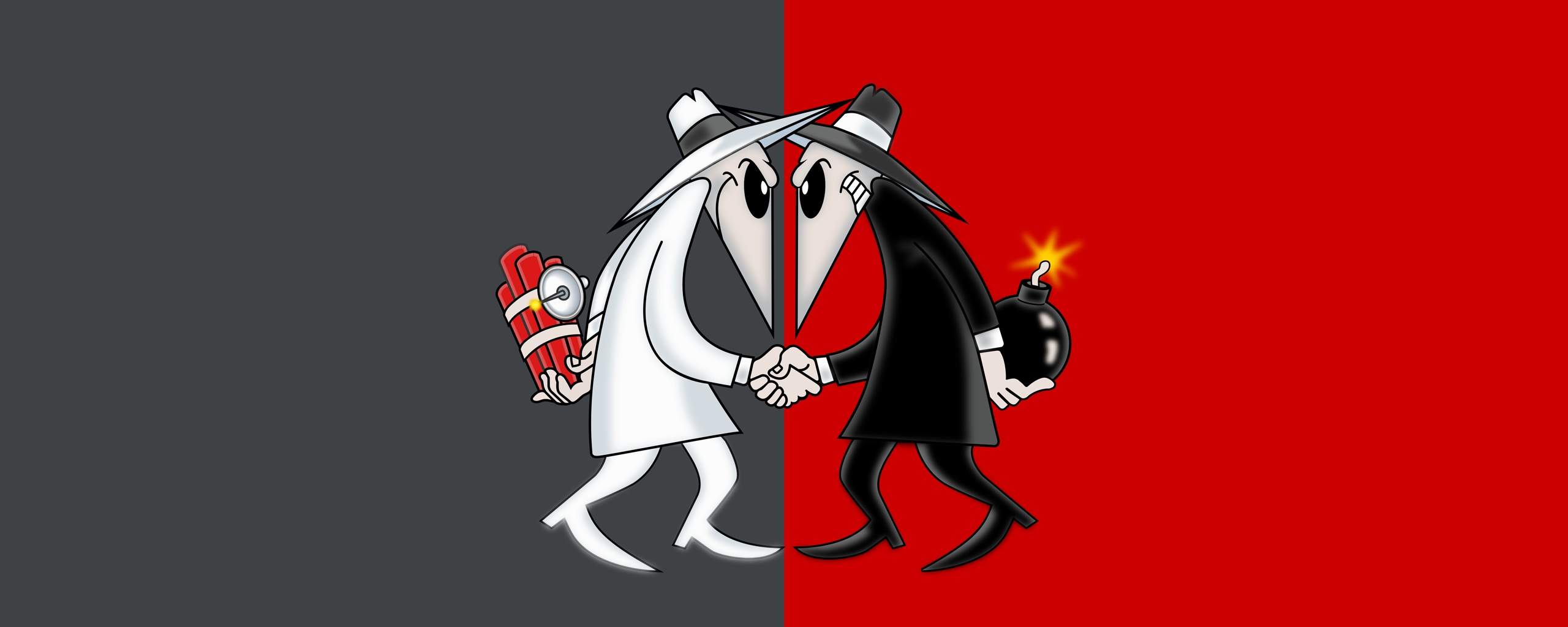 spy_vs_spy_wallpaper_2560x1024_by_zarious